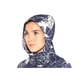 Patagonia Bajadas - Chaqueta Mujer - azul